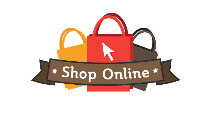 for Website design for online shopping