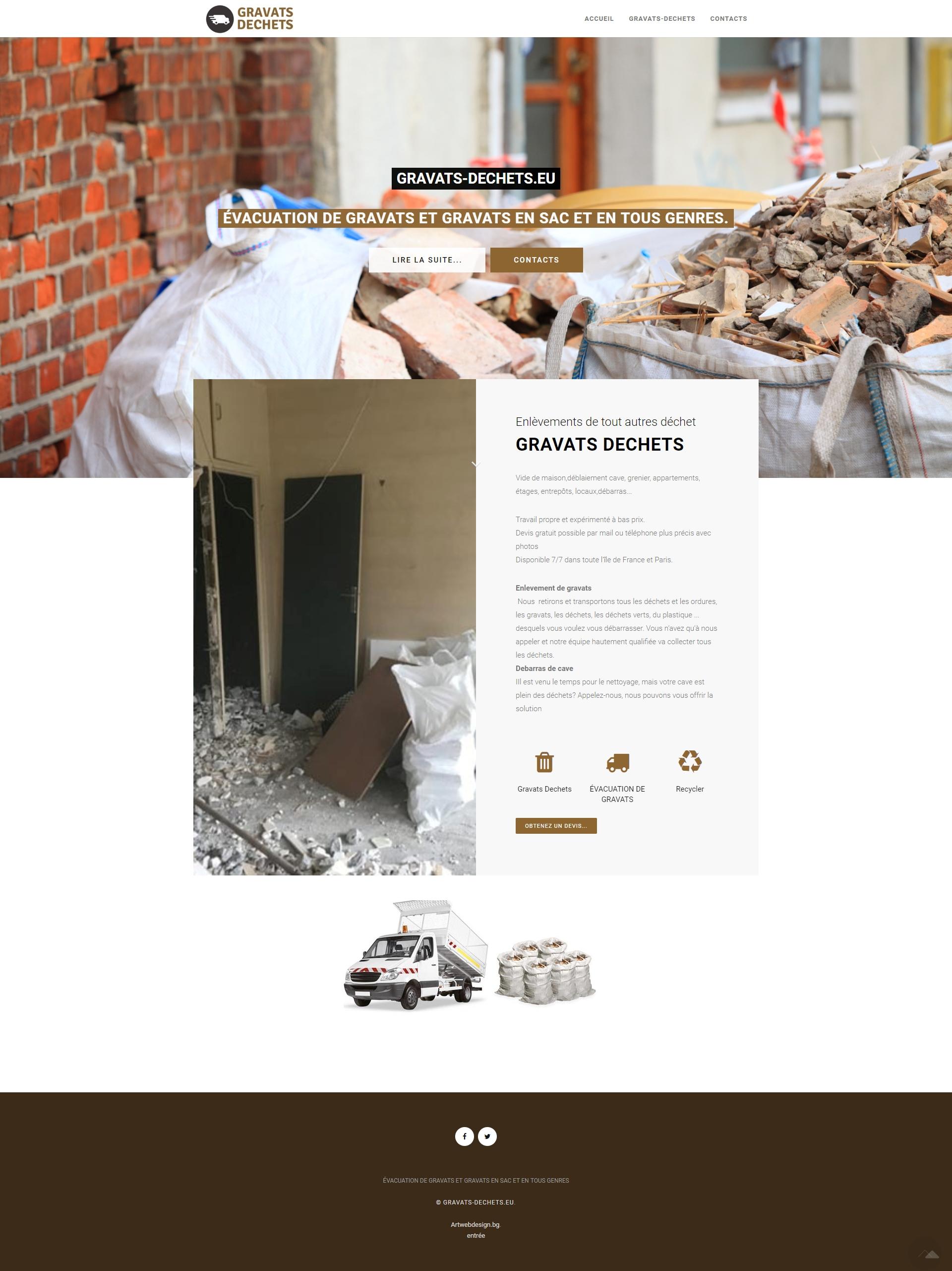 Фирмен уеб сайт в чужбина