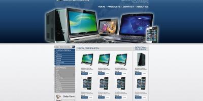 Уеб сайт за компютри
