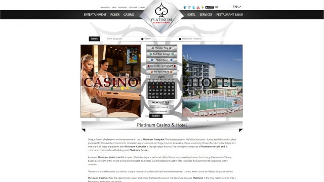 Platinum Casino & Hotel