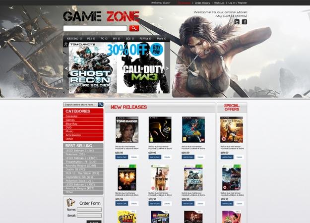 Уеб дизайн на онлайн магазин