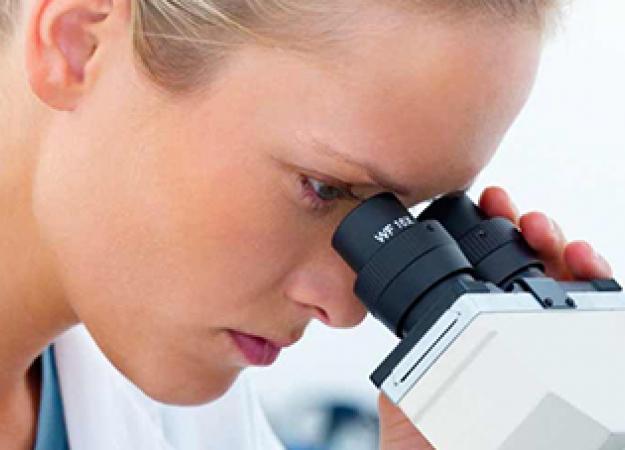 Уеб сайт на медицински лаборатории Лина