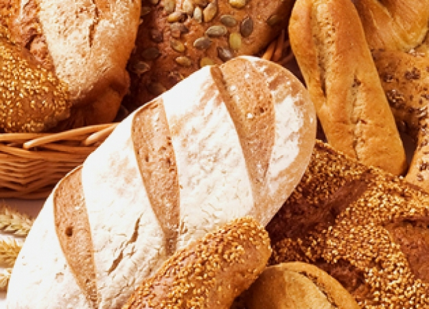 Изработка на сайт за хлебни изделия