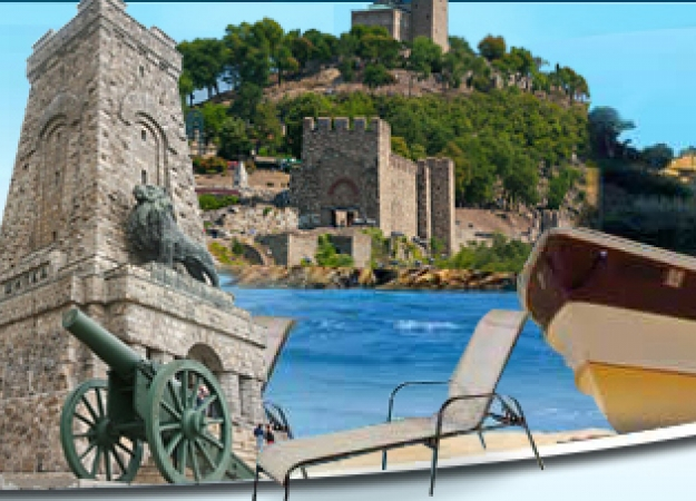 Уеб сайт за туристическа агенция